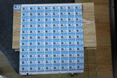 """中检办""""全国质量稳定合格产品""""官方蓝标(共88枚/套,1套起购)"""