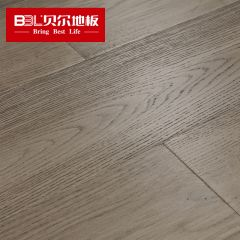 贝尔地板 权利的游戏1910多层长板 欧橡ABCD多层实木地板格丽斯 1910-505