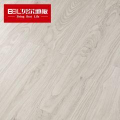 <strong>明仕亚洲</strong> 木塑PVC地板WPC锁扣木纹防火防水耐磨0甲醛 象牙塔BEW5003