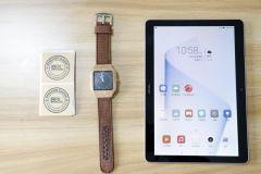 贝尔地板 智能手表营销套装(pad1台+智能手表1块+智能芯片108个)