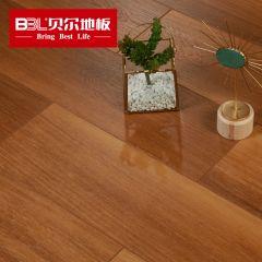 贝尔地板 芯三层实木地板 耐磨环保家用15mm 优+实木融合系列 优+MIX008