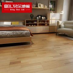 贝尔地板 芯三层实木系列 橡木三拼多层实木地板平面 XS8212