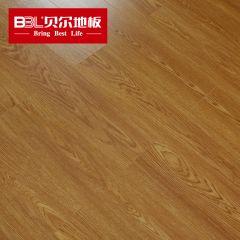 贝尔地板 BBL-2106 优+新多层系列 金钢耐磨面多层实木地板 15mm锁扣地板 1218*165*15mm