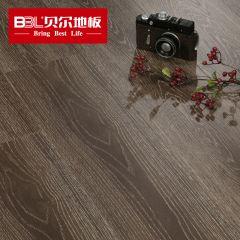 贝尔地板 芯三层实木地板 耐磨环保家用15mm 优+实木融合系列 优+MIX006