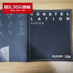 贝尔地板 产品系列手册 十二星座系列(价格为1本价)